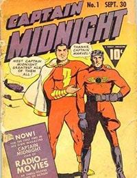 Read Captain Midnight (1942) comic online