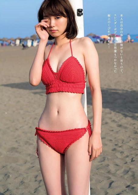 Iitoyo Marie 飯豊まりえ No Gazpacho Photos