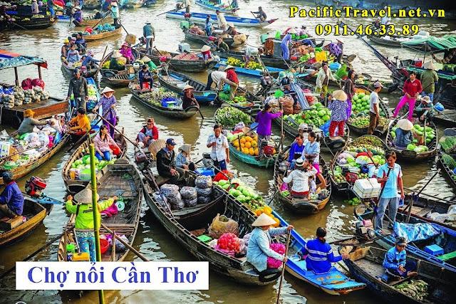 Từ Hà Nội đến Cần Thơ bằng phương tiện gì thuận tiện nhất ?