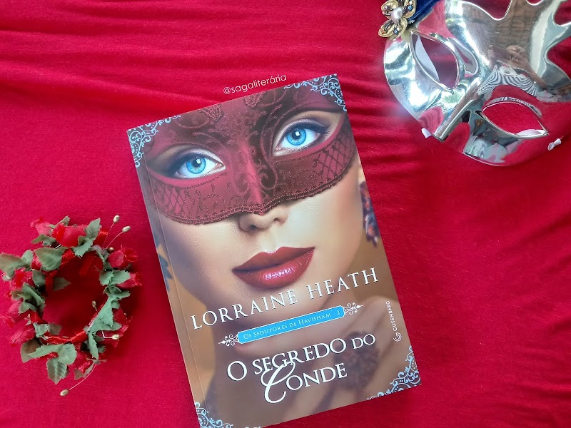 [RESENHA #512] O SEGREDO DO CONDE - LORRAINE HEATH
