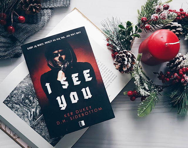 """I see you"" Ker Dukey, D.H. Sidebottom"