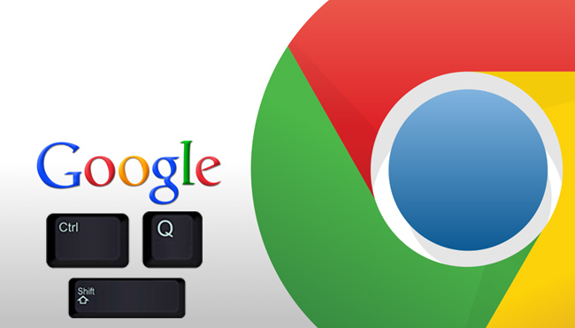 Chrome un Tüm Sekmeleri Kapat Kısayolu Nasıl Geçersiz Olur
