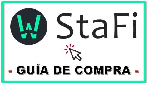 Cómo Comprar Criptomoneda STAFI (FIS) Tutorial Actualizado y Completo