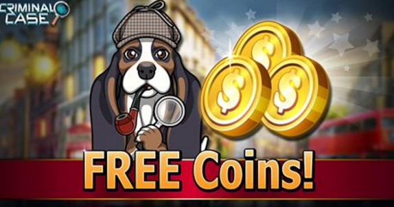 Free Coins Criminal Case Free Energy Criminal Case