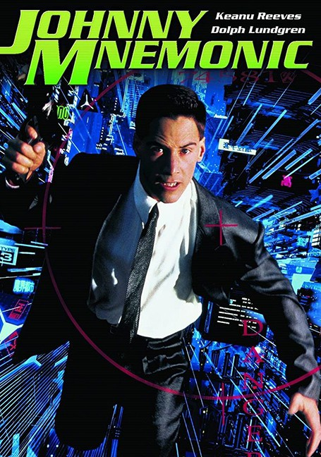 Johnny Mnemonic (1995) เร็วผ่านรก