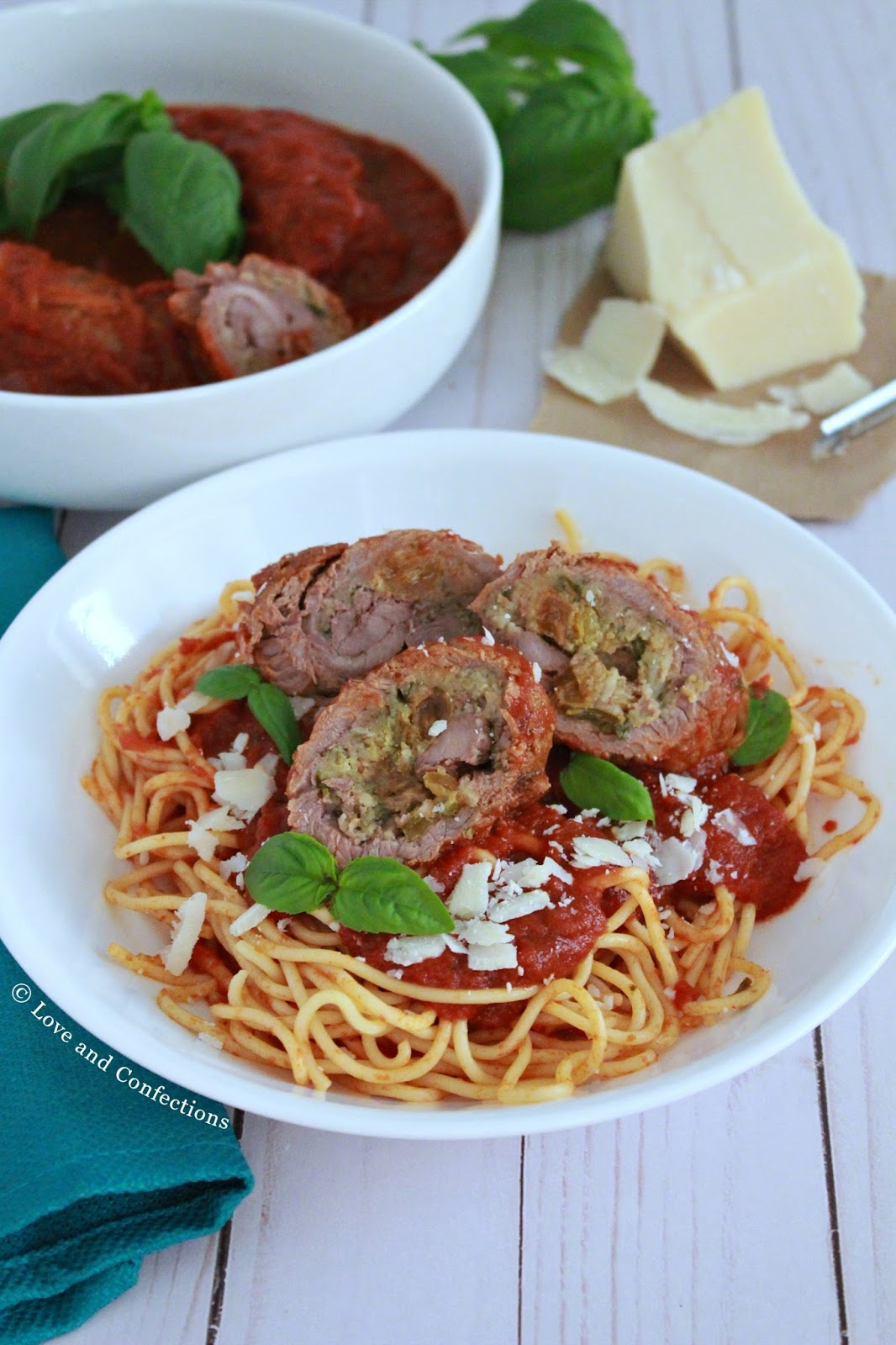 Italian Beef Braciole From LoveandConfections