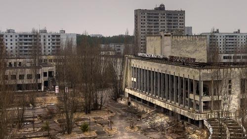 Bencana Nuklir Terbesar di Dunia