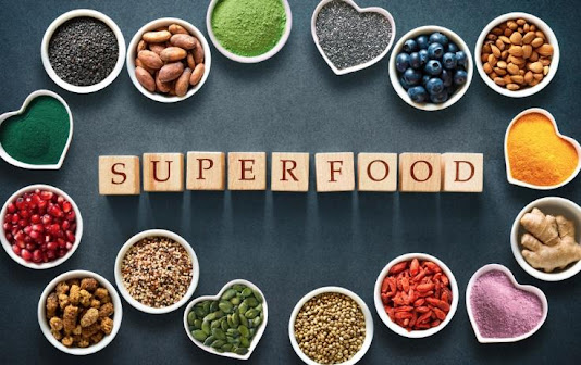 Superfood: 10 Healthy Foods