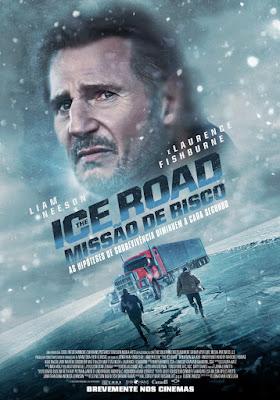 The ice Road É o Novo Filme de Ação de Liam Neeson! Estreia em Portugal em Julho
