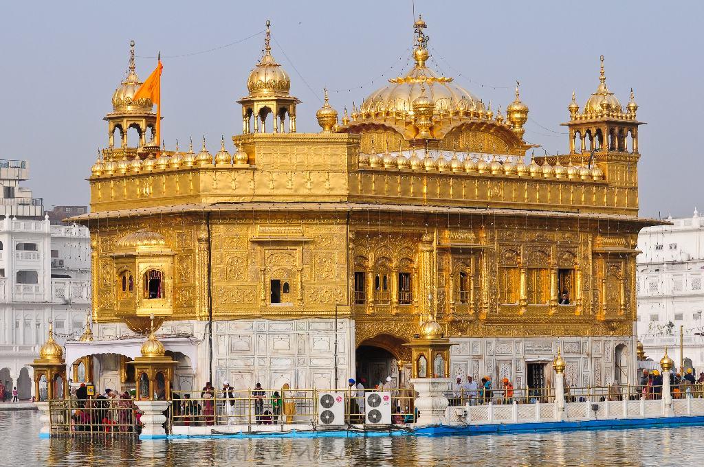 Harmandir Sahib -Golden Temple