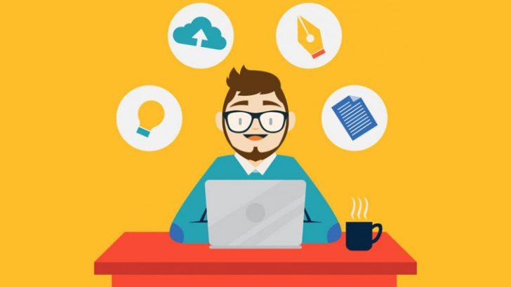 blogger yazar