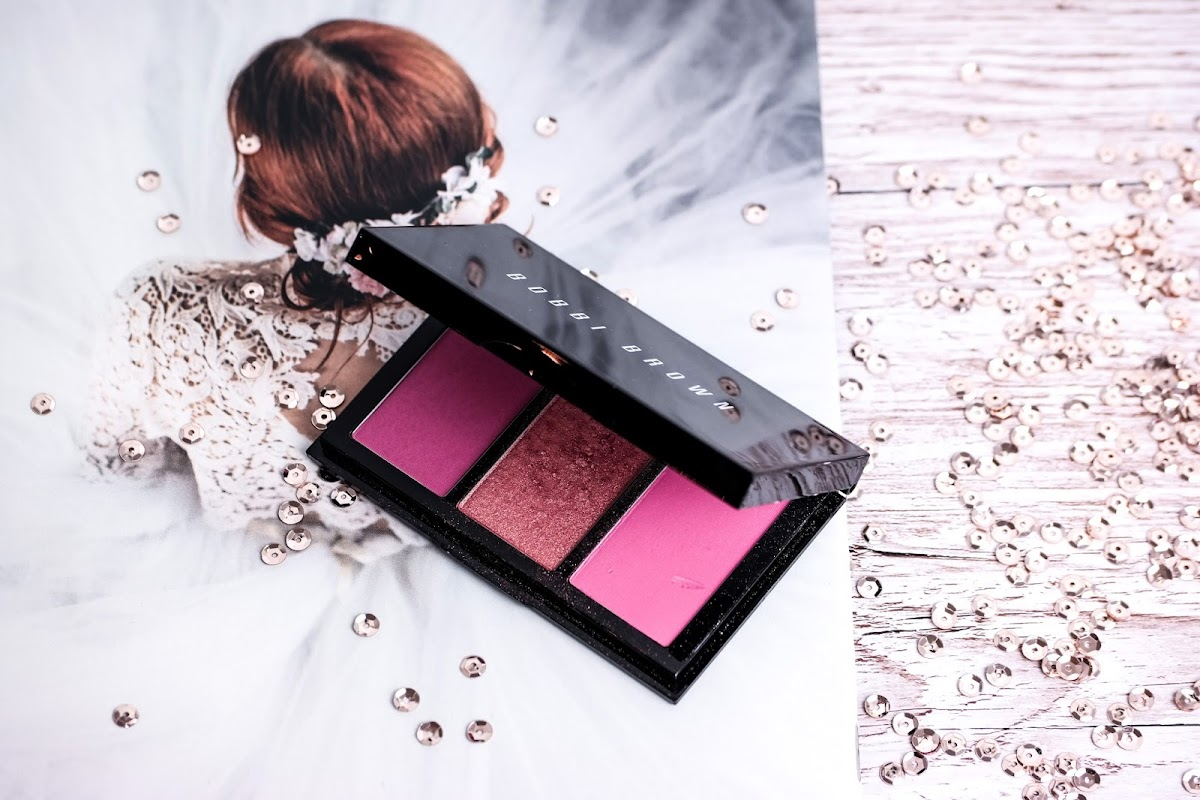 Bobbi Brown Berry Cheek Palette
