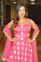 Sindhu Shivarama in Pink Ethnic Anarkali Dress 28.JPG