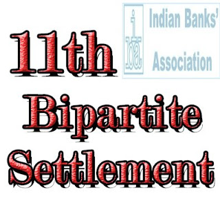 Latest 11th Bipartite Settlment News Dated 21.11.2019