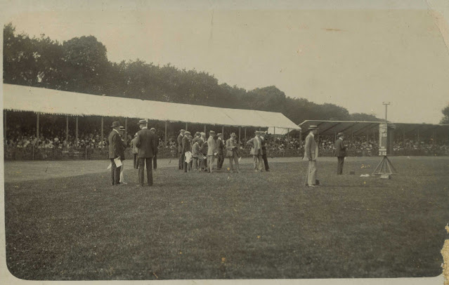 Photograph of sports day