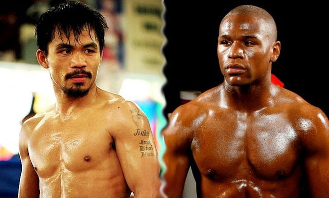 Floyd Mayweather Jr Agrees to Fight Manny Pacquiao on May 2, 2015