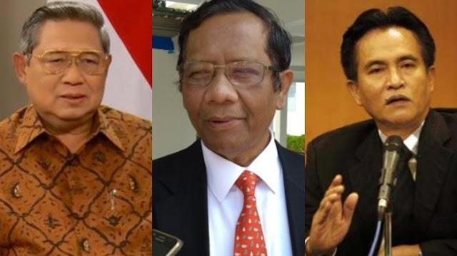 Mahfud MD Angkat Bicara Perihal Yusril Sebut SBY Putar Balik karena Statementnya
