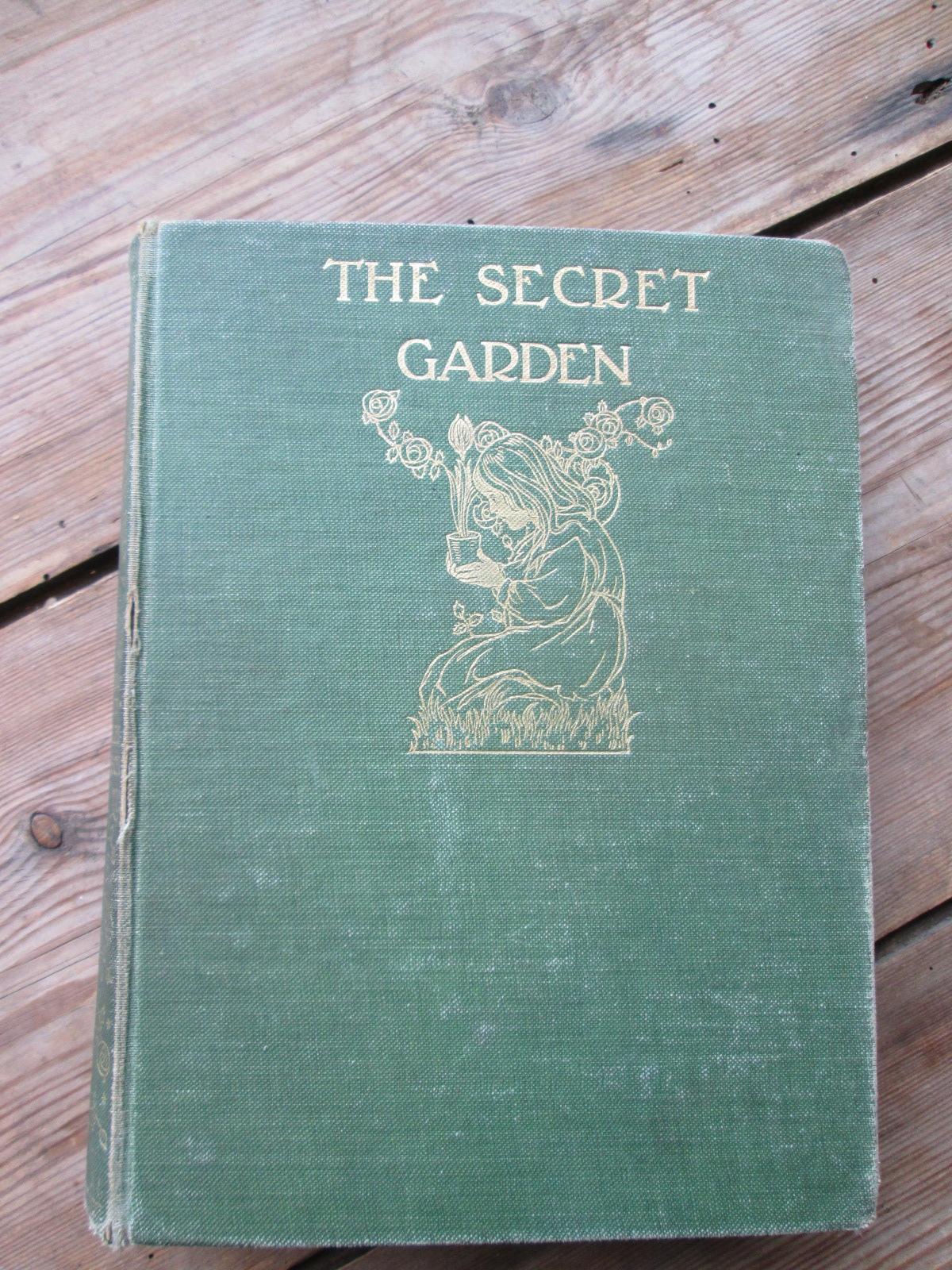 Withnail Books The Secret Garden First Edition