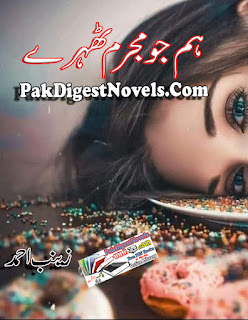 Hum Jo Mujrim Tehre (Complete Novel) By Zainab Ahmed Free Download Pdf