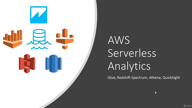 Mastering AWS Glue, QuickSight, Athena & Redshift Spectrum