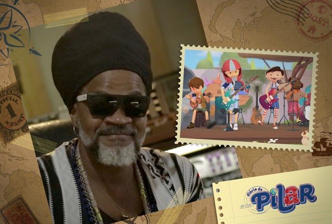 Diário de Pilar: série brasileira do Nat Geo Kids tem trilha sonora com grandes nomes da MPB