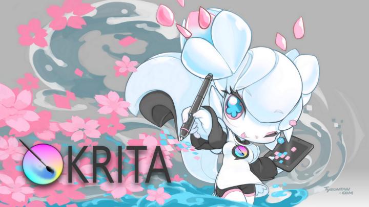 Krita 3.0