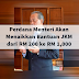 Perdana Menteri Usul Bantuan JKM ke RM 1,000