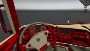Scania Deluxe interior