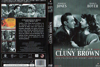 Caratula: El pecado de Cluny Brown (1947)
