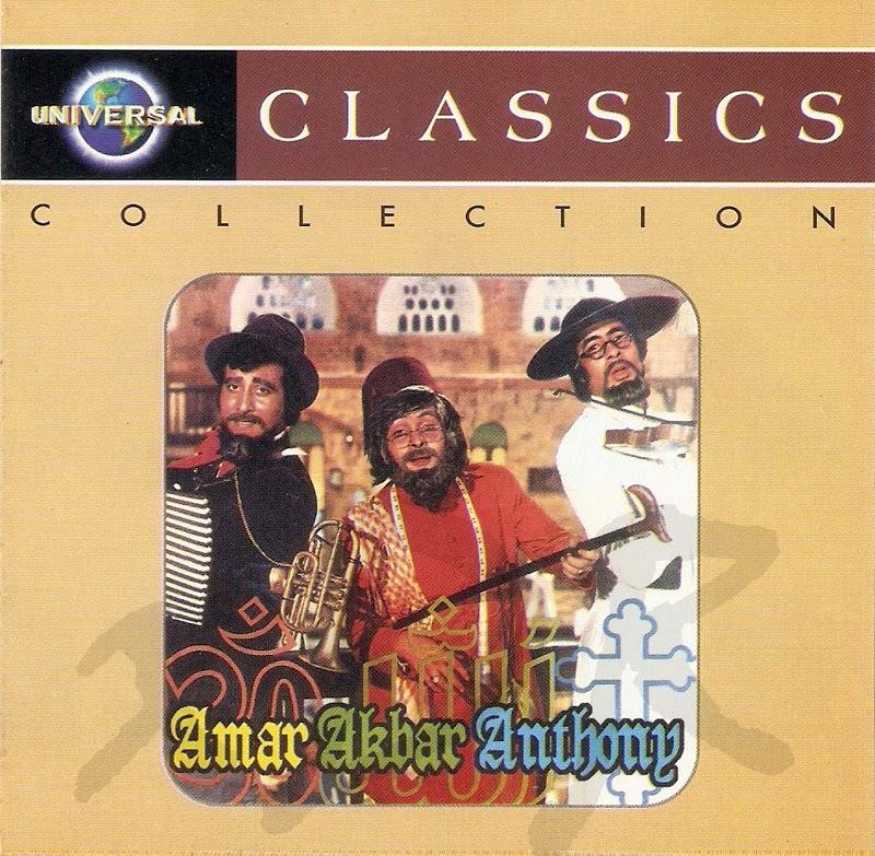 Amar Akbar Anthony Hindi Movie Mp3 Song Free Download