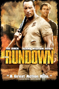 Poster Of The Rundown 2003 In Hindi Bluray 720P Free Download