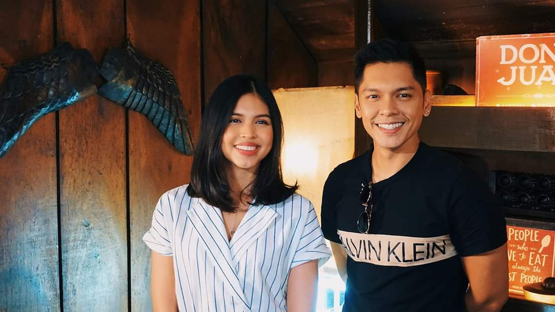 Carlo Aquino and Maine Mendoza