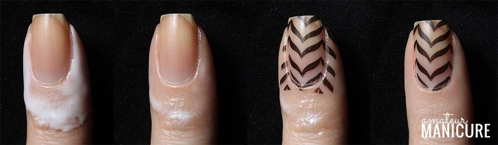 Amateur Manicure : A Nail Art Blog: Liquid Nail Art Tape: Four Options