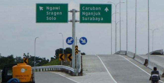 2 Ruas Tol Solo-Ngawi-Kertosono Dijual Ke Perusahaan Hong Kong
