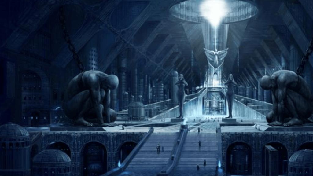 Nidavellir / Svartalfheim, o Mundo Dos Anões