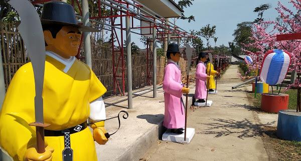 Lokasi Wisata Korea Fantasy Kediri
