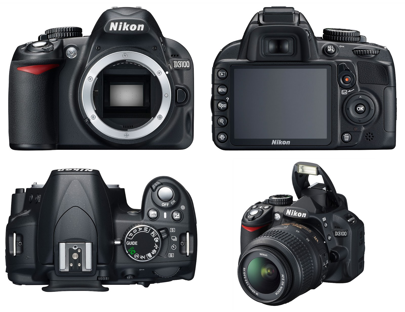 NIKON D3100, Best DSLR Camera for Beginners?