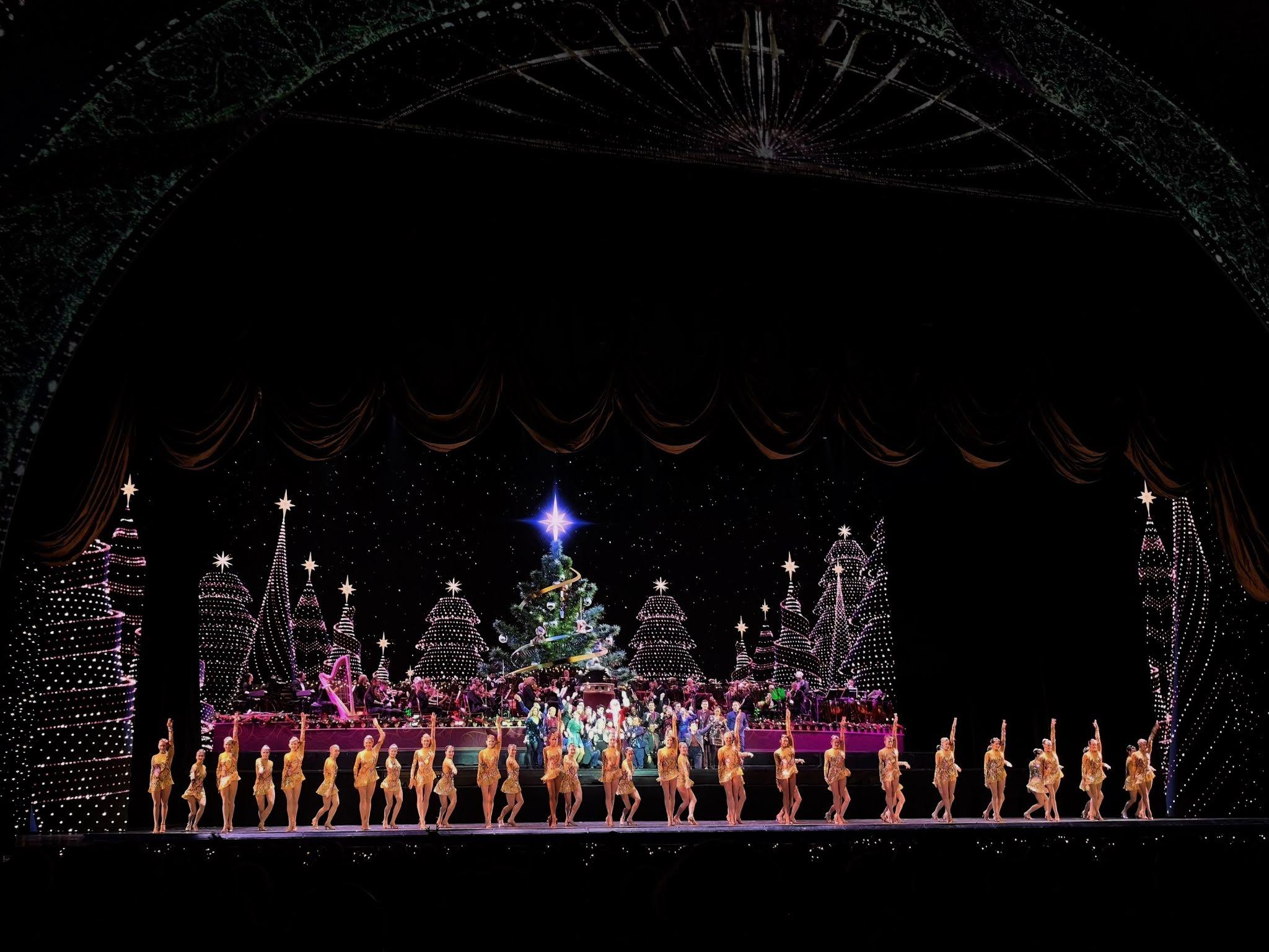 Christmas Spectacular, Radio City Rockettes