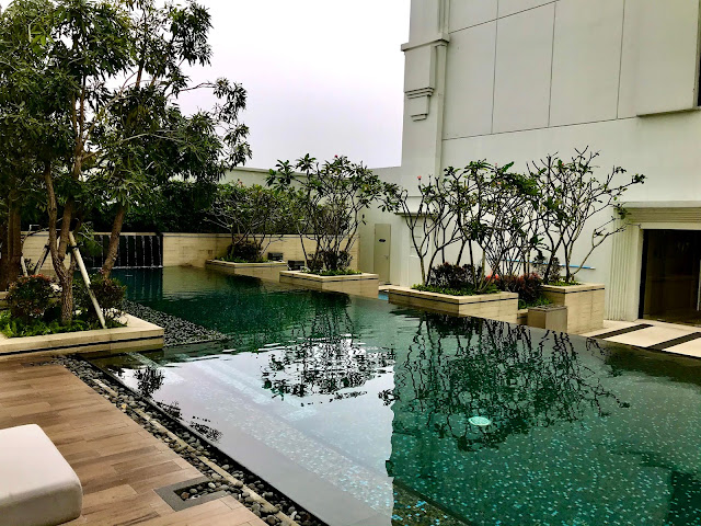 Pool at Pullman Hotel Grand Central Bandung