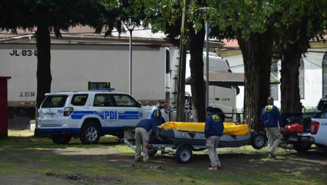 PDI en Valdivia