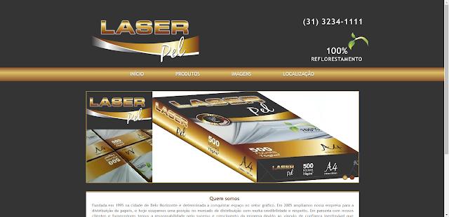 Laserpel