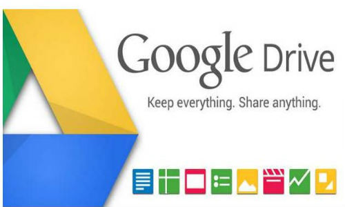 Cara Share File di Google Drive