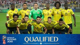 Colombia vs Japan