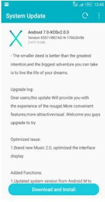 Infinix-upgrade