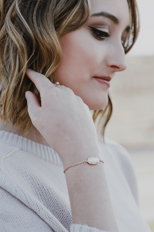 Kendra Scott jewelry favorites with A Good Hue