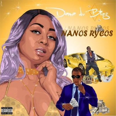 DOWNLOAD FREE MP3: DAMA DO BLING - NANOS RYCOS (COVER Nanas Lindas)