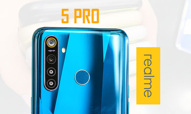 سعر هاتف ريلمي Realme 5 Pro في الاسواق