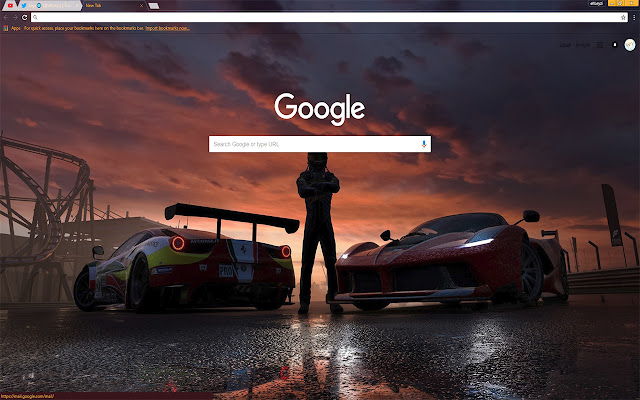 Forza Motorsport 7 Free Theme FOR Chrome 2017
