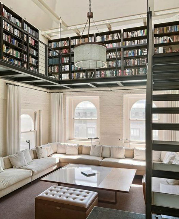 Fantastic Pix Grove Contemporary Home Library Designs Largest Home Design Picture Inspirations Pitcheantrous