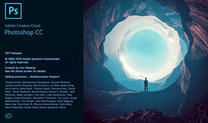Download Adobe Photoshop CC 2017 Full Version